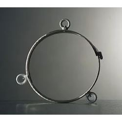 ISODUCT, MULTIFUNCTIONELE / TUIDRAADBEUGEL, diameter Ø200 - 9966