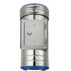 ISODUCT, REINIGINGSSTUK (500mm) Ø200 - 9985