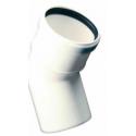 Rookgasafvoer van plastic/kunststof/PP