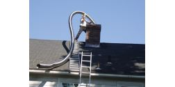 Compleet renovatiepakket bestaande schoorsteen