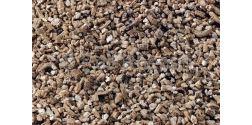 Vermiculiet en perliet korrels